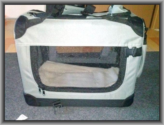 produkttest faltbare transportbox transporttasche faltbox. Black Bedroom Furniture Sets. Home Design Ideas