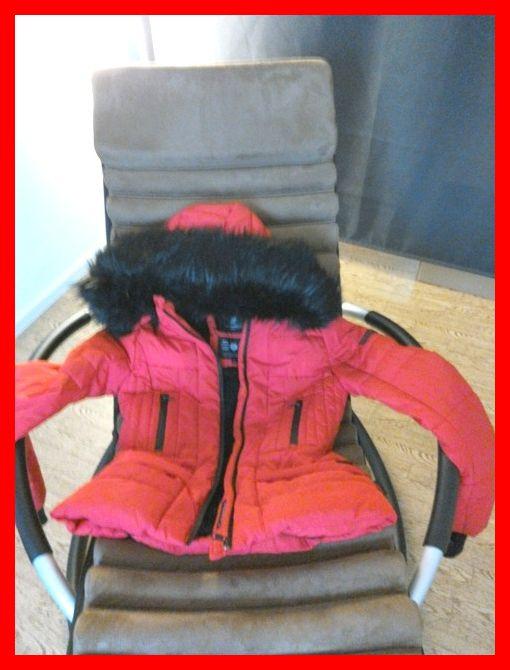 Produkttest Navahoo Damen Winter Jacke warm gefüttert
