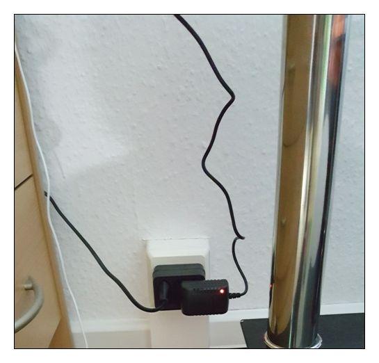produkttest albrillo led rgb kabellose tischlampe mit fernbedienung 16 farben 4 modi dimmbar. Black Bedroom Furniture Sets. Home Design Ideas