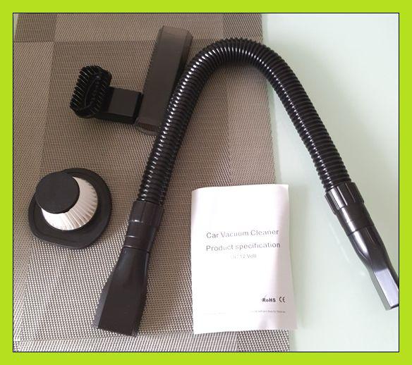 produkttest uvistar klein autostaubsauger 12v f r. Black Bedroom Furniture Sets. Home Design Ideas