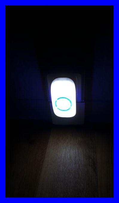 produkttest uvistar led nachtlicht mit bewegungssensor d mmerungssensor nachtleuchte f r. Black Bedroom Furniture Sets. Home Design Ideas