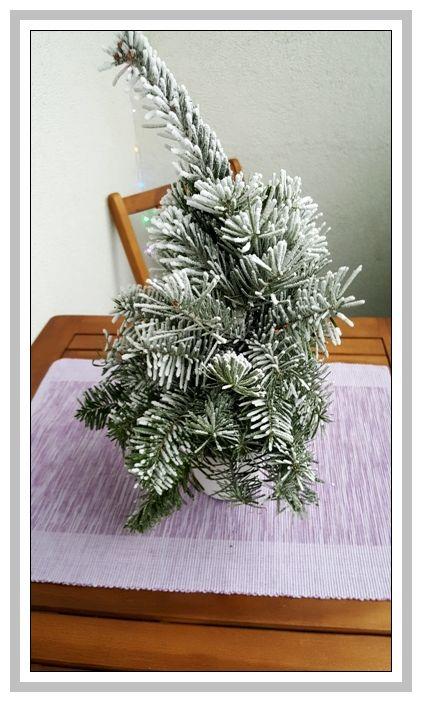 werbung bewertung echter christbaum deko klein 40 cm frischer tannenbaum handgebundener. Black Bedroom Furniture Sets. Home Design Ideas